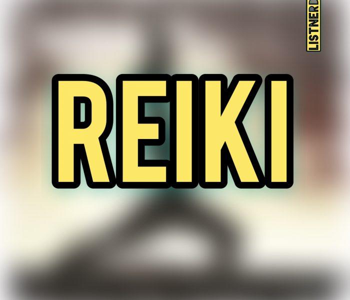 REIKI Instrumental Music Playlist – UPDATE 08-12-2019