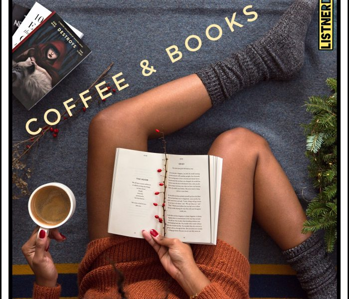 Coffee & Books | What else? Music of Course :)