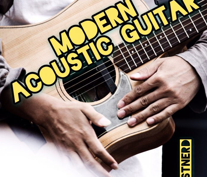 Modern Acoustic Guitar – Guitar Percussions and Strong Melodies (Akustik Gitarre)
